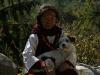 Непальская старушка
