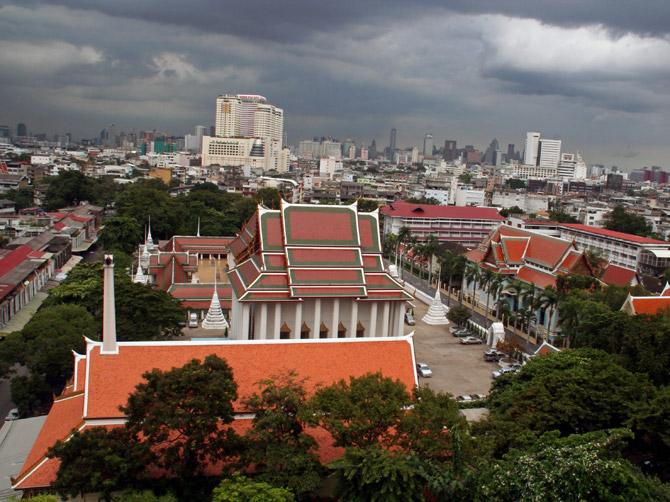 Гроза над Бангкоком, Таиланд