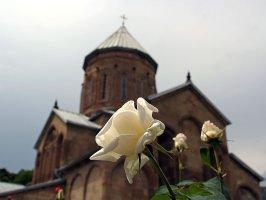 Монастырь святой Нино
