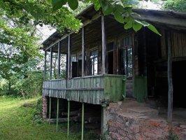 Веранда нашего дома в Мамулари