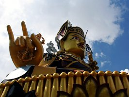 Великий мастер Падмасамбхава