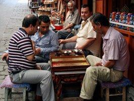 Рассказ о турецком чае и фисташковой пахлаве