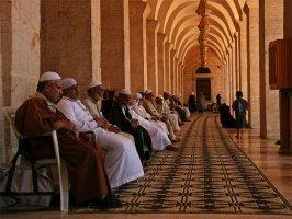 Благочестивые мусульмане