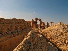Руины Пальмиры