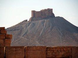Крепость в Пальмире