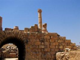 Руины Герасы
