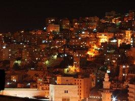 Ночной Амман