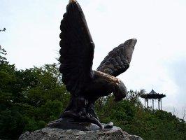 Орел - символ Пятигорска