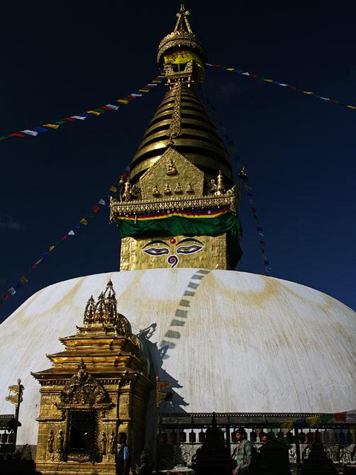 Ступа Сваямбунат, Катманду, Непал