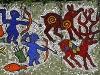 Мозаика в Боржоми