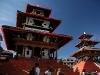 Храмы на площади Дурбар в Катманду