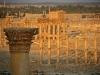 Руины древнего города Пальмира