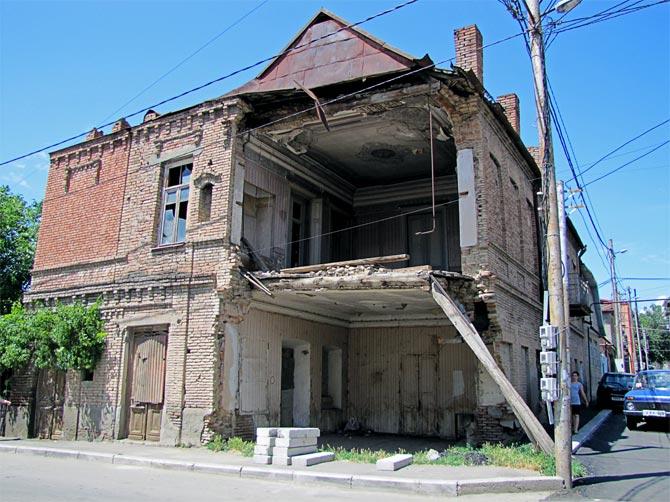 Дом в центре Тбилиси