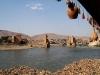 Руины моста