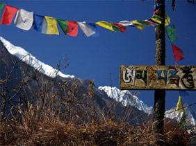 Дневник о треке вокруг Аннапурны, Гималаи, Непал