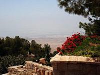 Мадаба и гора Нево, Иордания