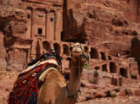 Петра, Иордания. Древняя столица набатейского царства