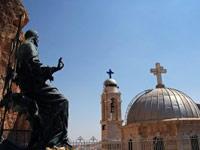 Христианский Дамаск и Маалюля