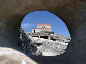 Пещерный город Уплисцихе, Грузия