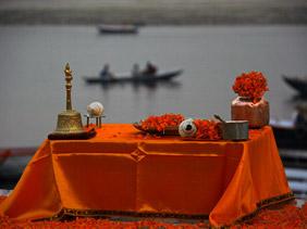Рассказ о встрече с духовным лидером небольшой общины в Индии