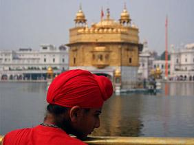 Амритсар, Индия - столица религии сикхизм